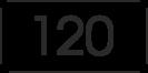 120 см
